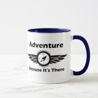 Caneca da aventura