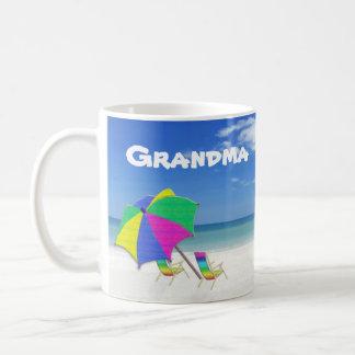 Caneca da avó dos Snowbirds de Florida