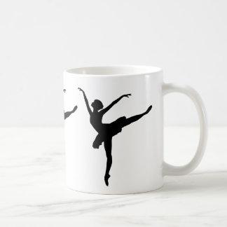 Caneca da bailarina