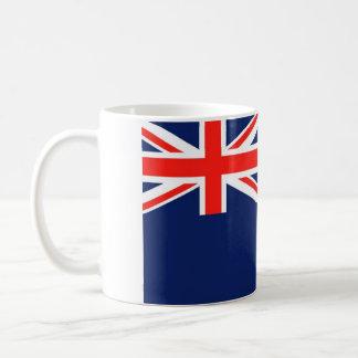 Caneca da bandeira da Austrália Ocidental