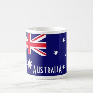 Caneca da bandeira de Austrália