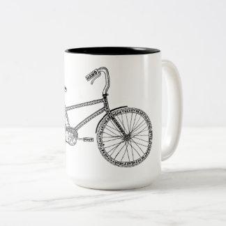 Caneca da bicicleta