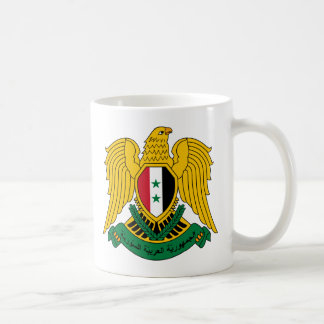 Caneca da brasão de Syria