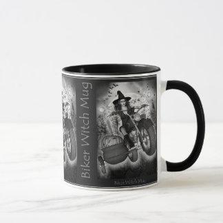 CANECA da BRUXA - (bruxa do motociclista) GS