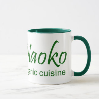 Caneca da campainha de Naoko do cozinheiro chefe