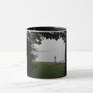 Caneca da campainha do lago Bruin