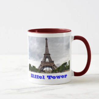 Caneca da caneca de PARIS Eiffel Tower*