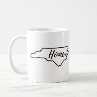 Caneca da casa do estado do NC
