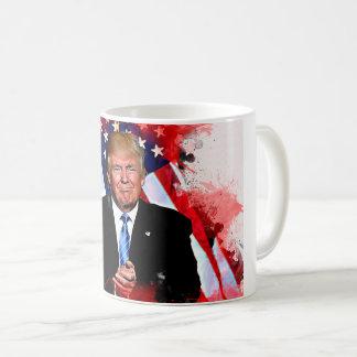 Caneca da celebração de Donald Trump