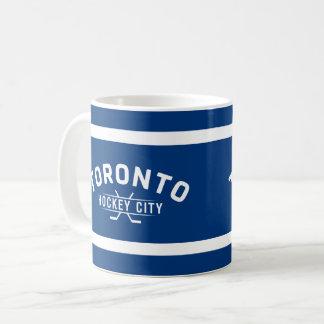 Caneca da cidade do hóquei de Toronto