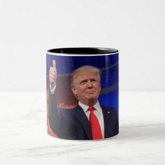 Caneca da eleição 2016 de Donald Trump
