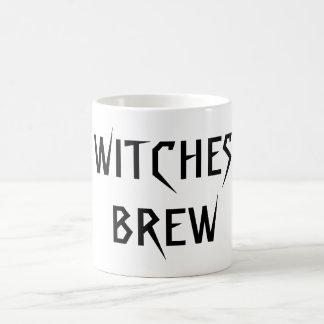 Caneca da fermentação das bruxas