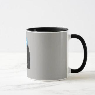caneca da forma do design do yeti