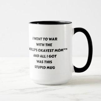 Caneca da guerra