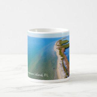 Caneca da ilha da lua de mel, Florida