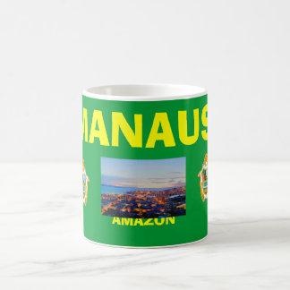 Caneca da imagem de Manaus Amazon