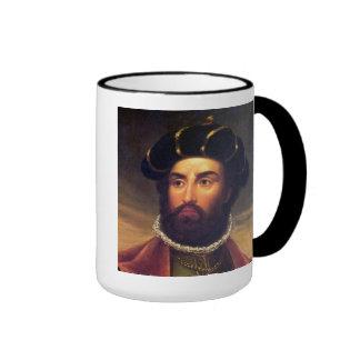 Caneca da imagem de Portugal Vasco da Gama