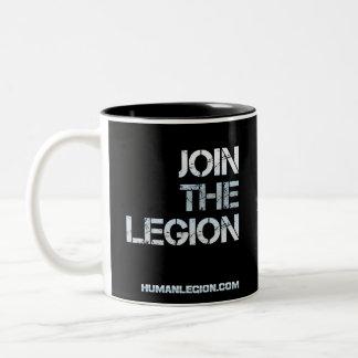 Caneca da legião de Lee Xin