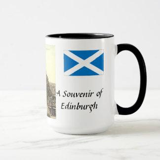 Caneca da lembrança - Edimburgo
