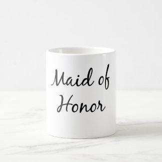 Caneca da madrinha de casamento