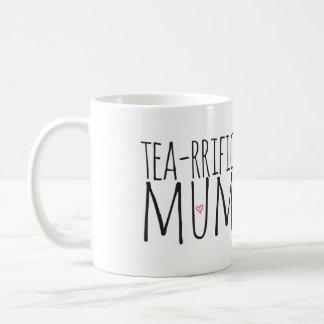 Caneca da mãe do Chá-rrific