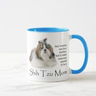 Caneca da mamã de Shih Tzu