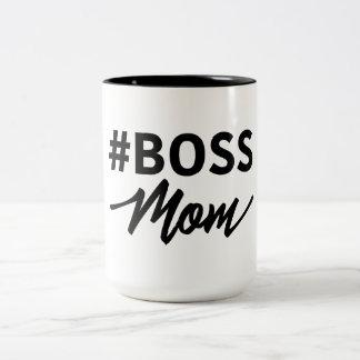 Caneca da mamã dos #Boss. Mamã do chefe. Mostre-os