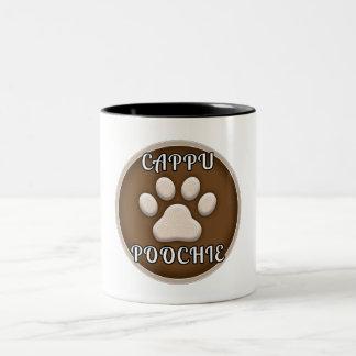 Caneca da marca de Cappu Poochie