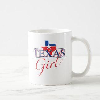 Caneca da menina de Texas