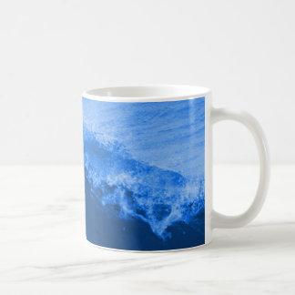 Caneca da onda de oceano de Califórnia