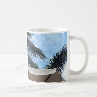 Caneca da palmeira de Tenerife