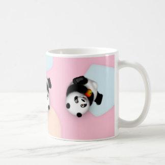 Caneca da panda do rolamento