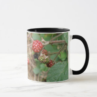 Caneca da pechincha de Blackberry