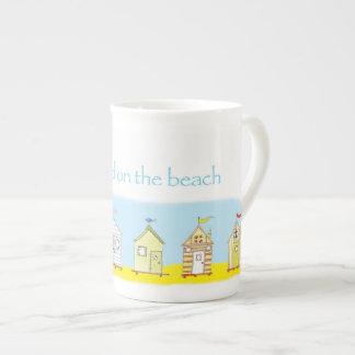 Caneca da praia