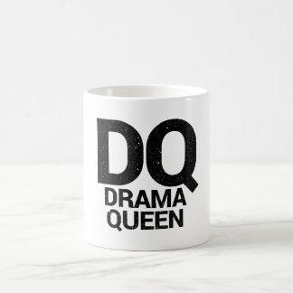 Caneca da rainha do drama