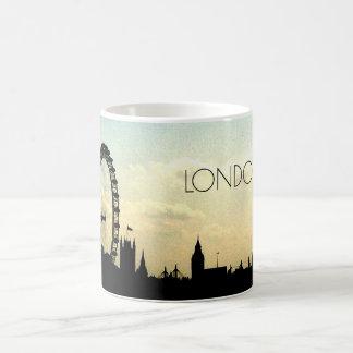 Caneca da skyline do olho de Londres