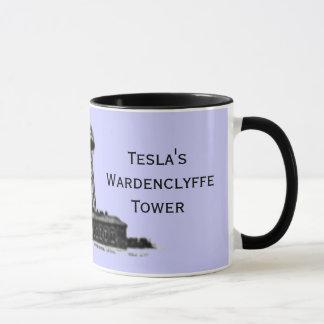 Caneca da torre do Wardenclyffe de Tesla