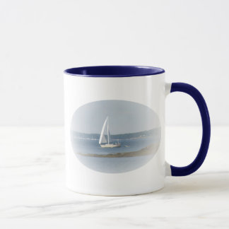 Caneca da vela do oceano
