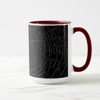 Caneca da Web de aranha