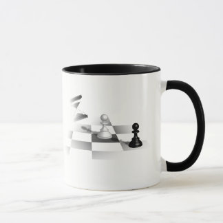 caneca da xadrez