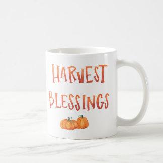 Caneca das bênçãos da colheita