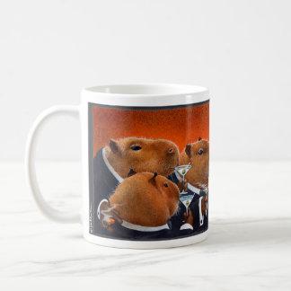 """Caneca das bolhas """"o clube do Capybara… """""""