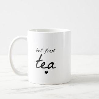Caneca das citações do chá