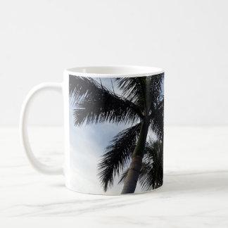 Caneca das palmeiras de Tenerife