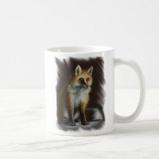Caneca das raposas