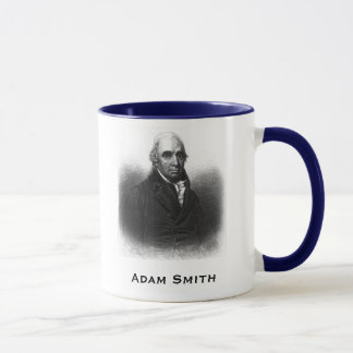 Caneca de Adam Smith