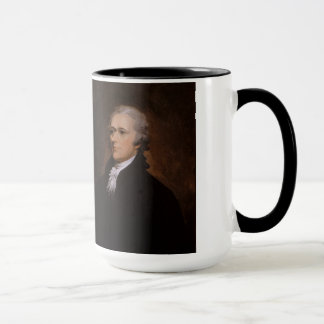 Caneca de Alexander Hamilton