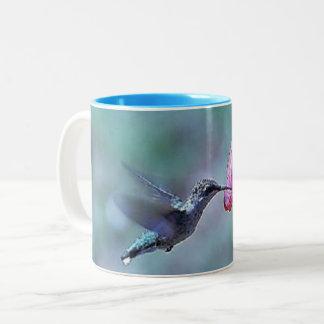 Caneca de alimentação do colibri