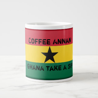 Caneca de Annan do café