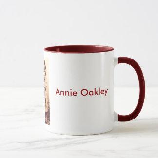Caneca de Annie Oakley